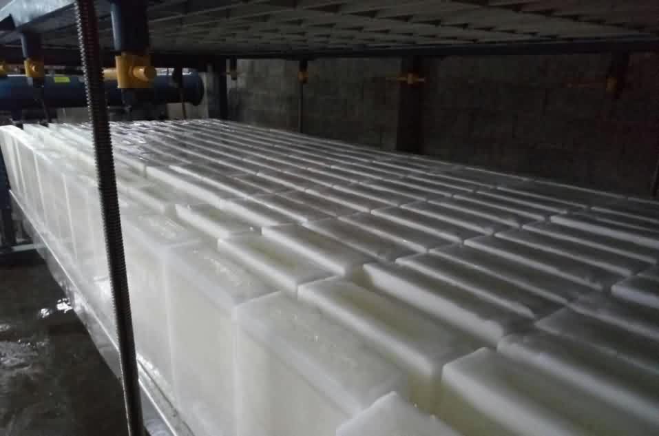 Block ice machines (4)